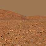 Le rover Spirit arrive aux collines Columbia de Mars