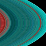 Cassini photographie l'anneau A de Saturne