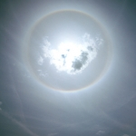 Arcs et halos solaires