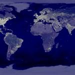 La Terre la nuit