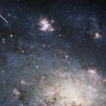 Une supernova dans la galaxie proche NGC2403