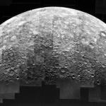 Mercure: un enfer de cratères