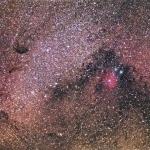 M24: un paysage stellaire dans le Sagittaire