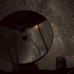 Nuit étoilée à La Silla