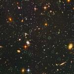 HUDF: à l'aube des galaxies
