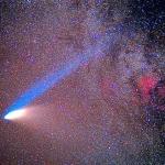 La Comète Hale-Bopp et la Nébuleuse North America