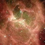 DR 6, région de formation d'étoiles