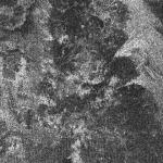 Vue radar de Titan