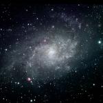 La proche galaxie M33
