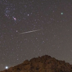 La comète, l'étoile filante, la nébuleuse et l'étoile