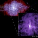 3C58: la puissance d'un pulsar