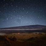 Croix du Sud dans le ciel du Mauna Loa