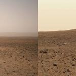 La Terre ou Mars?