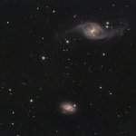 Galaxies en vue