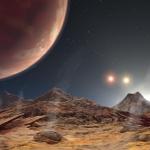 HD188753: trois couchers de soleil