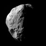 Epimetheus: une petite lune de Saturne
