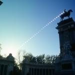 Eclipse à Madrid -