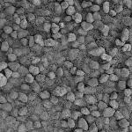 Du sable anguleux sur les collines de Mars