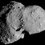 Les cratères disparus d'Itokawa -