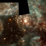 R136, les étoiles massives de 30 Doradus