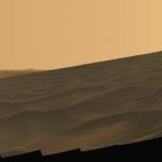 Panorama martien de la nouvelle année