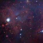 NGC 1999 : Au sud d'Orion