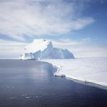 Le pôle sud est-il en train de fondre ?