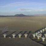 Le très grand réseau de radiotélescopes