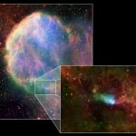 IC 443, la Nébuleuse de la Méduse