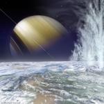 Les volcans de glace d'Encelade