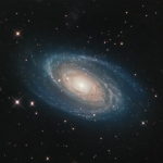 La Brillante Galaxie M81