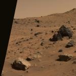 Etrangers sur Mars