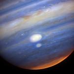 Les deux plus grandes tempêtes de Jupiter en quasi collision