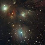 La nature morte NGC 2170