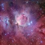 Les Volutes de la Nébuleuse d'Orion