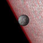 Le Transit de Mercure en 3D