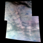 Les montagnes de Titan