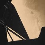 Rosetta survole Mars