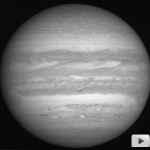 Regarde Jupiter tourner