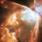 NGC 6302, la belle et brillante Nébuleuse de l'Insecte