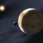 Eris plus massive que Pluton