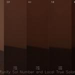 Une tempête de poussières d'échelle planétaire menace les rovers martiens