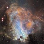 Messier 17, l'usine à étoiles