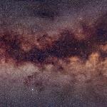 La bande de la Voie Lactée
