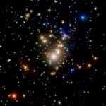 Les étoiles d'Orion en X