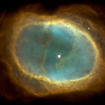 NGC 3132, la Nébuleuse aux Huit Eclats