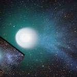 Les nouvelles aventures de la comète Holmes