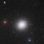M 13, le grand amas globulaire d'Hercule