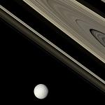 Antiques anneaux de Saturne ?