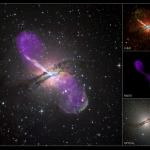 La galaxie active Centaurus A